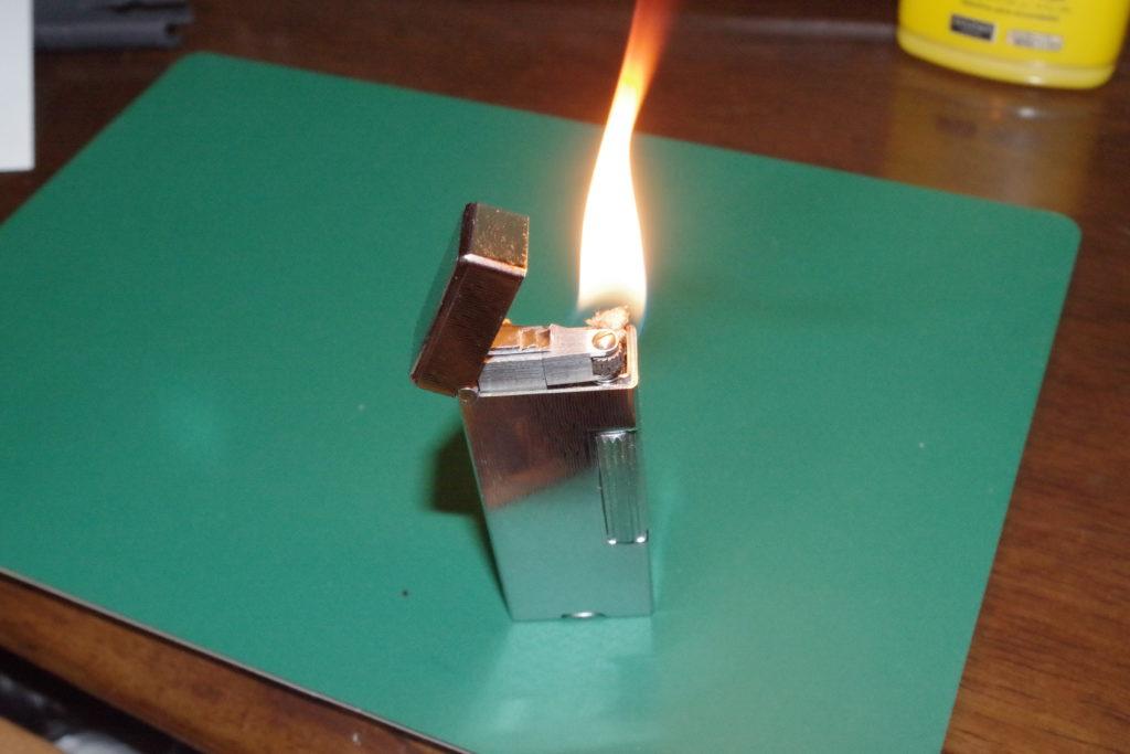 Windmill オイルライターを購入しました。(分解清掃します)