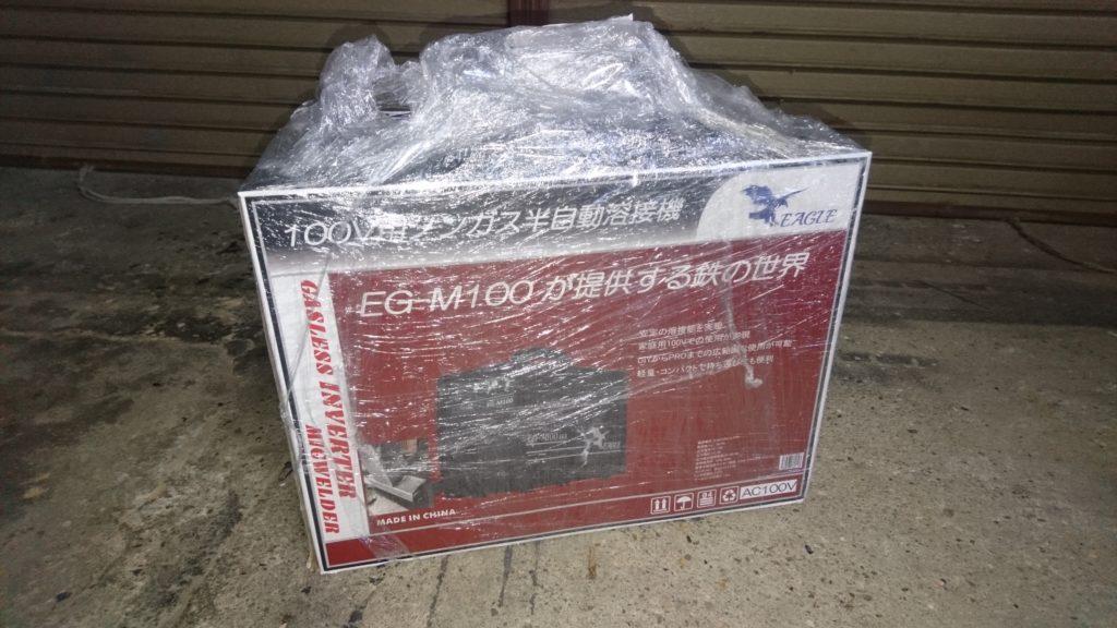 半自動溶接機 EG-M100