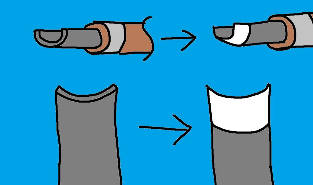 彫刻刀 駒透 刃のつけ方
