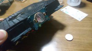 PS2(30000)電池交換(CMOSバッテリー)