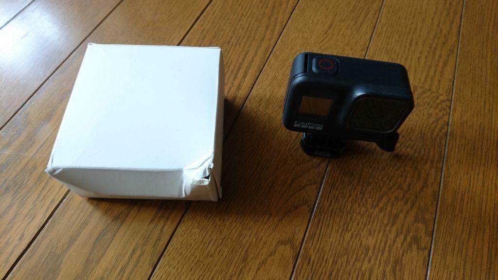 GoPro HERO8 Black (ゴープロ8)保護ケース