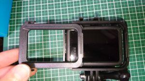 GoPro HERO8 Black (ゴープロ8)保護ケース 裏パーツ
