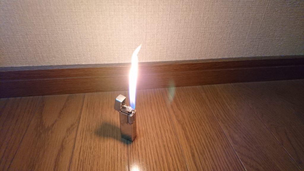 ZAIMA CARINAライターを分解清掃してみた。 ガス漏れ対策は考え中。