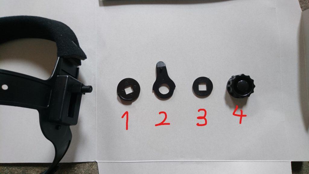 安い溶接面(自動遮光付き)ヘルメットタイプを買ってみた! 組み立て手順
