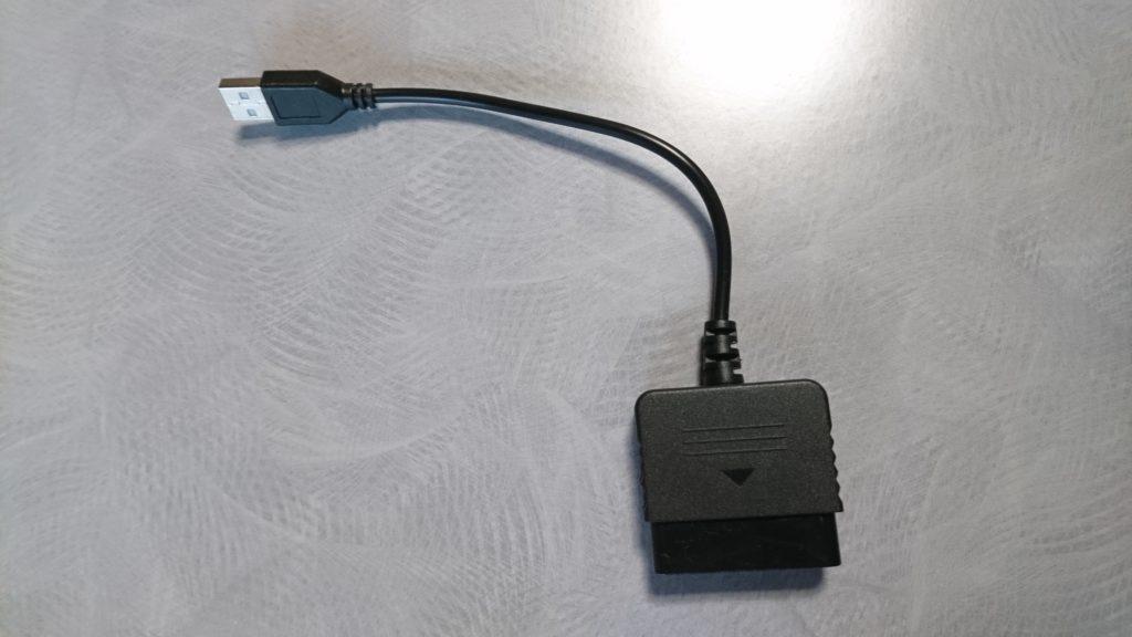 激安PS2コントローラーUSB変換器
