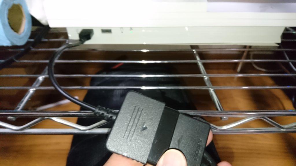 激安PS2コントローラーUSB変換器 PS3に接続