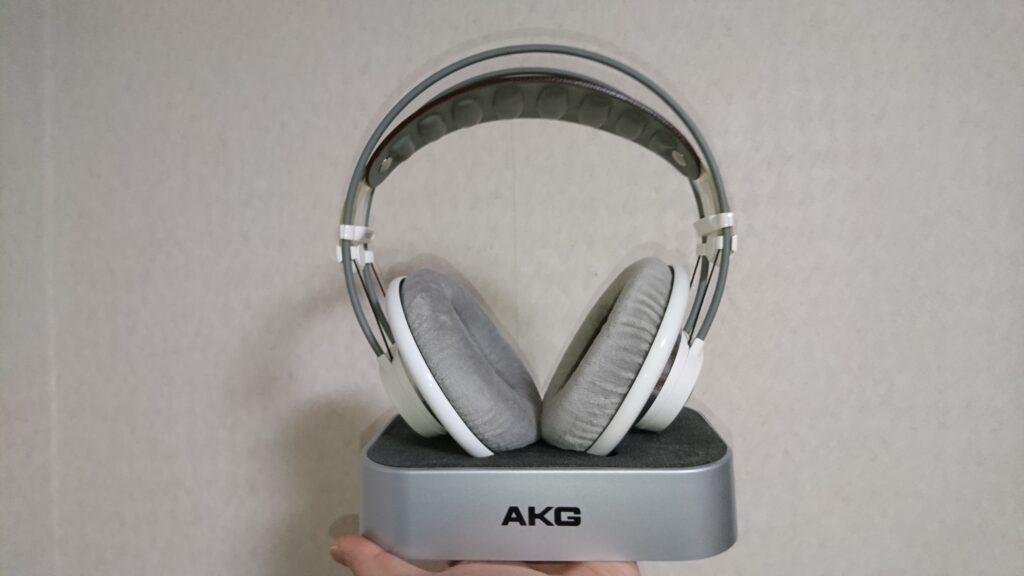AKG K701 互換品イヤーパッド交換しました